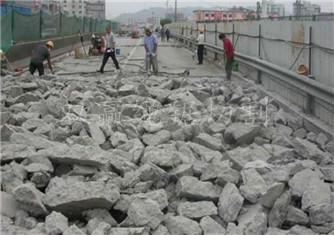 乌鲁木齐混凝土破碎